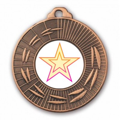 Medalla Zeus Bronce