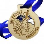 Medalla Madera
