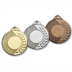 Medallas metal